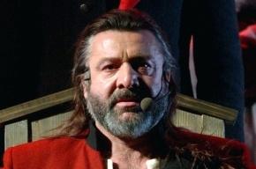 В Петербурге скончался актер театра «Рок-опера» Раф Кашапов, сыгравший Иуду и озвучивший Пумбу