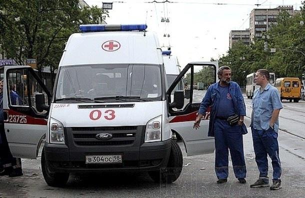 Из-за приступа эпилепсии у водителя Audi врезалась в забор на Полюстровском