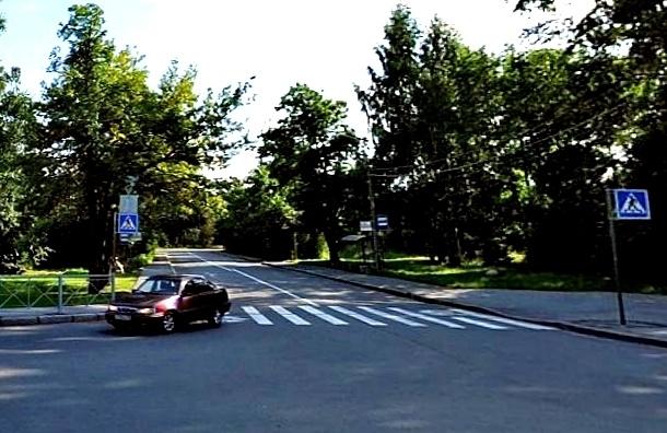 Улицам Петергофа вернули исторические названия