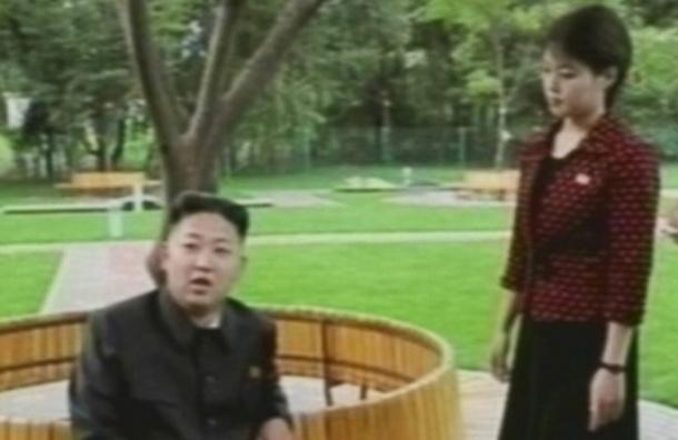 Лидер КНДР женился на девушке с именем Ли Соль Ю