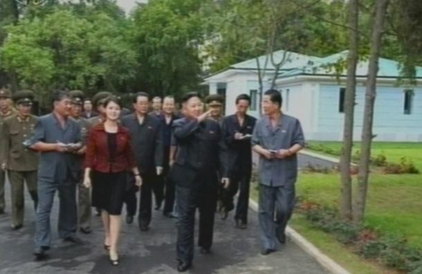 В Северной Корее женщинам позволили ездить на велосипеде