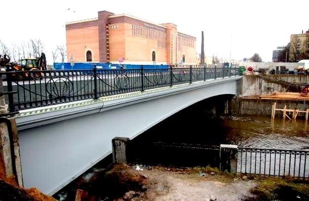В Петербурге дали название двум новым мостам