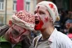 Фоторепортаж: «Парад зомби»