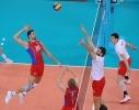 1/4 финала по волейболу среди мужских команд на Олимпиаде-2012: Польша – Россия - 0:3: Фоторепортаж