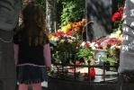 Могила Цоя: Фоторепортаж