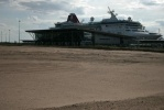 Намыв, порт, Морской фасад: Фоторепортаж