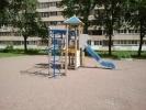 Фоторепортаж: «Детские площадки Петербурга»