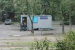 Кровавый футбол, дом на пр. Обуховской обороны: Фоторепортаж