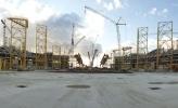Фоторепортаж: «Центральный стадион Сочи - Олимпиада 2014»