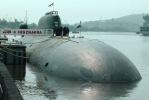 Фоторепортаж: «Подводная лодка класса Акула (Щука)»