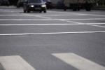 Шумовые полосы на проспекте Мориса Тореза: Фоторепортаж