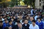 Ураза Байрам 2012 Москва: Фоторепортаж
