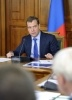 Дмитрий Медведев в Томске, август 2012: Фоторепортаж