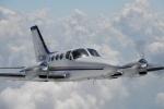 Cessna 421: Фоторепортаж