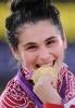 Наталья Воробьева - олимпийская чемпионка: Фоторепортаж