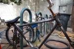 Кражи велосипедов: Фоторепортаж