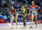 Олимпийская чемпионка Мария Савинова: Фоторепортаж