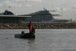 Фоторепортаж: «Намыв, порт, Морской фасад»