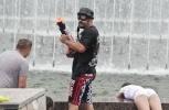 Фоторепортаж: «Водная битва в Питере 5 августа»