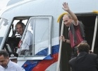 Вертолет Путина: Фоторепортаж