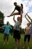 Акробаланс в Таврическом саду: Фоторепортаж