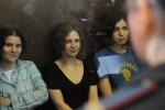 Фоторепортаж: «Pussy Riot оглашение приговора»