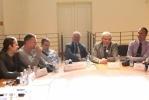 Фоторепортаж: «Встреча Георгия Полтавченко с блогерами»