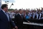 Фоторепортаж: «Путин в Саранске, 24 августа, 2012»