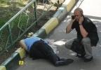 Фоторепортаж: «Юрий Буданов убит»