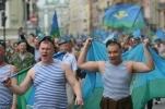 Фоторепортаж: «День десантника в Петербурге 2011»