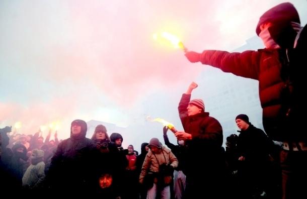 Организаторам беспорядков на Манежной дали до 3 лет тюрьмы