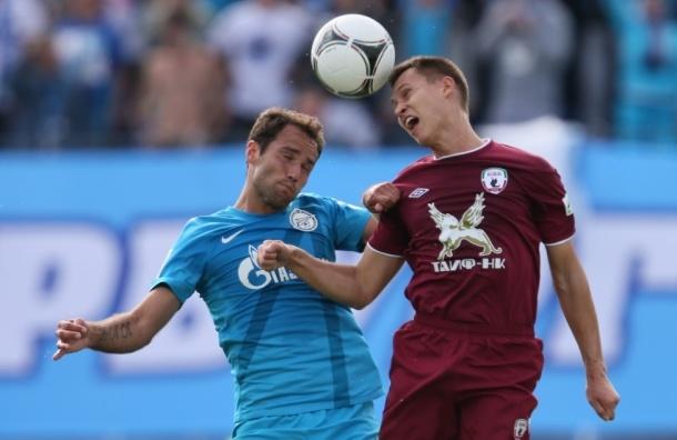 «Зенит» поздравил тренера «Рубина» с юбилеем, проиграв 1:2