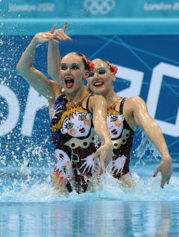 Наталья Ищенко и Светлана Ромашина: Фото