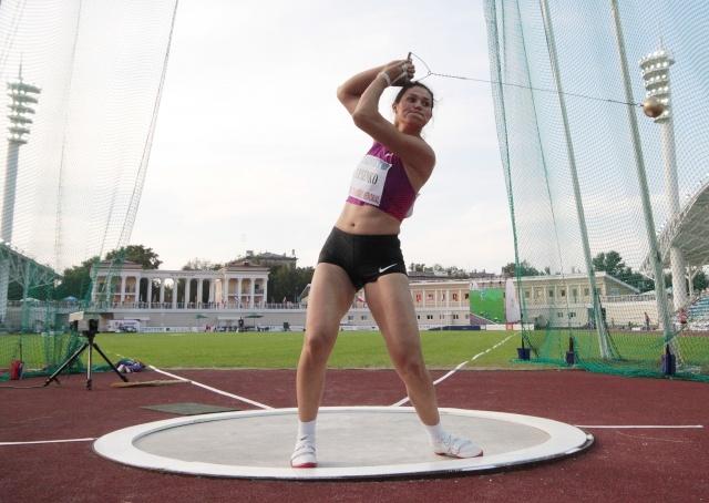 Татьяна Лысенко олимпийская чемпионка в метании молота: Фото