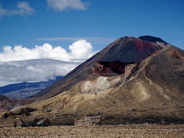 Вулкан Тонгариро: Фото