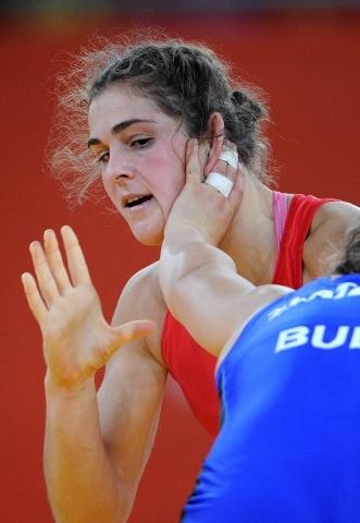 Наталья Воробьева - олимпийская чемпионка: Фото
