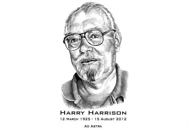 Гарри Гаррисон: Фото