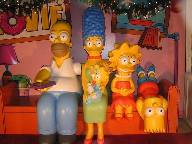 Симпсоны: Фото