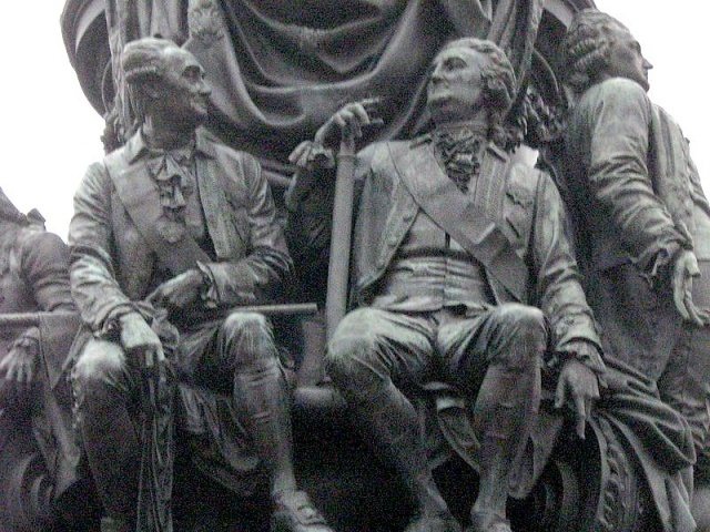 Памятник Екатерине II: Фото