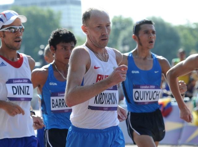 Олимпиада 2012: соревнование по спортивной ходьбе: Фото