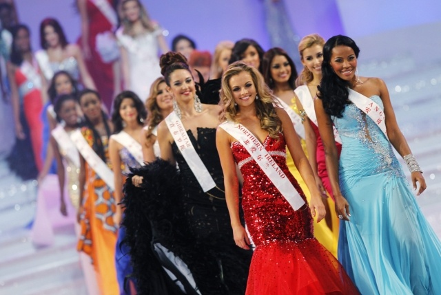 Мисс мира 2012: Фото
