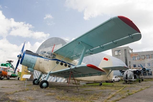 Самолет Ан 2: Фото