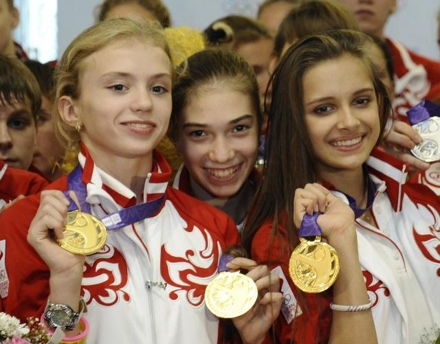 Каролина Севастьянова - главная красотка Олимпиады 2012: Фото