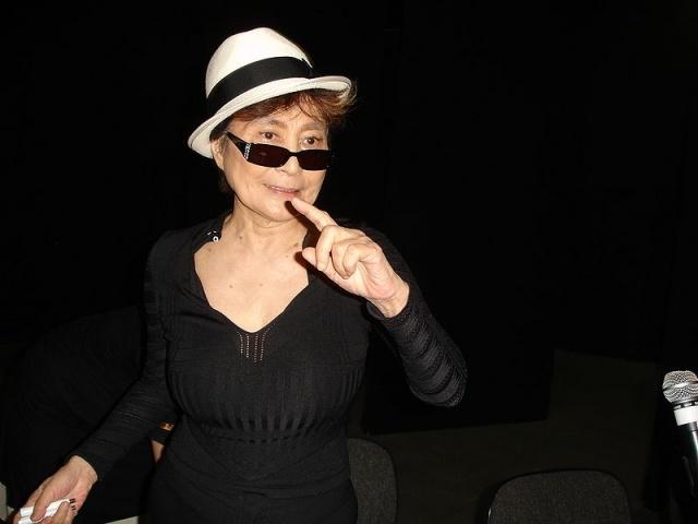 Йоко Оно: Фото