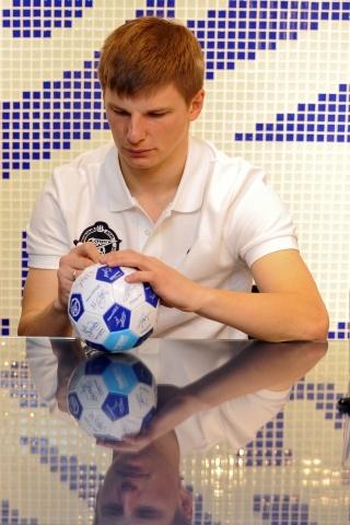 Андрей Аршавин: Фото