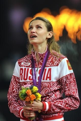 Олимпиада 2012: Легкоатлетки взяли две золотых медали: Фото