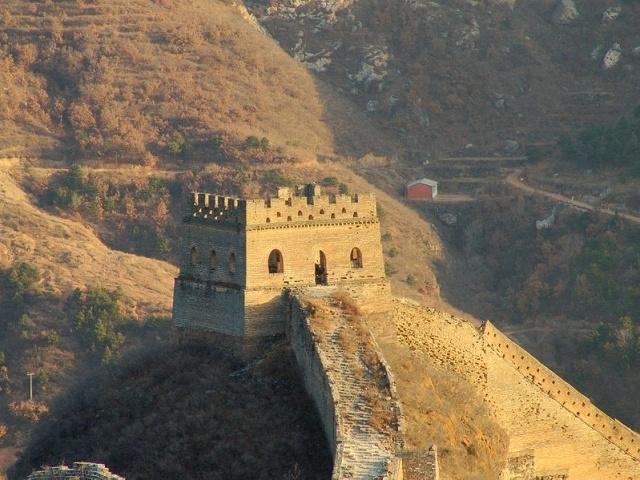 Великая Китайская стена: Фото