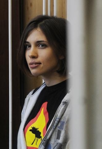 Надежда Толоконникова из Pussy Riot: Фото