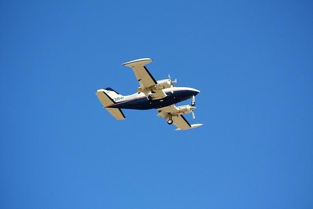 Cessna 421: Фото