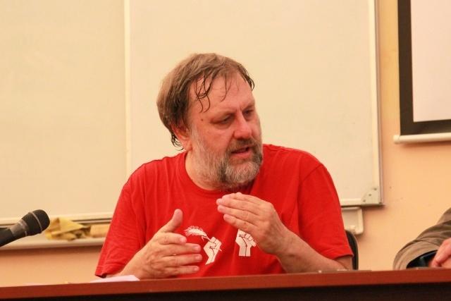 Славой Жижек: Фото